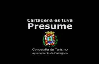 Cartagena es tuya, presume