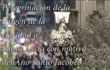 Peregrinación de la Virgen de la Caridad a Santa Lucía