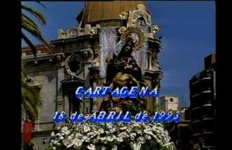 Virgen de la Caridad año 1993