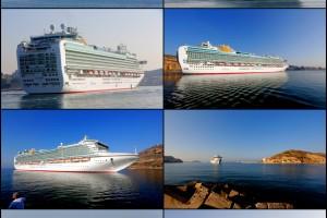 El Crucero «Ventura» visita Cartagena.